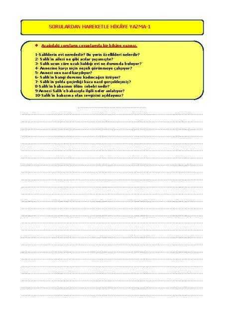 Unlicensed-sorulardan-hereketle-hikaye-yazma-1a kompozisyon yazma-2 çalışma kağıdı