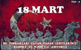 18 Mart Çanakkale Kutlama Programı