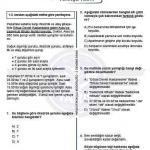 LGS Deneme Sınavı 2