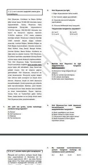 lgs-deneme-sınavı-1 LGS Türkçe Deneme Sınavı - Fatih AY