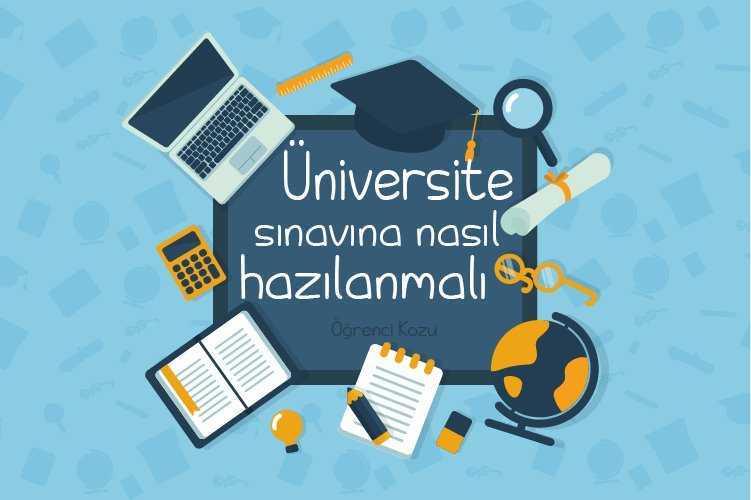 universite_sinavina_nasil_hazirlanmali Üniversite Sınavına Nasıl Hazırlanılır?