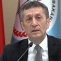 Milli Eğitim Bakanı Ziya SELÇUK Açıklamalarının Satır Başları