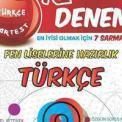 Nartest Türkçe LGS Deneme Sınavı (Örnek Sorular)