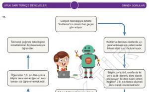 Türkçe Deneme Sınavı