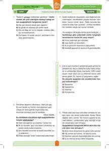 LGS Deneme Sınavı (1)
