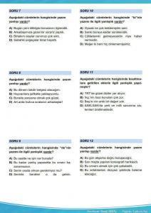 Yazım Kuralları testi 2_2