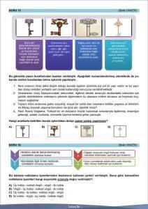 Türkçe LGS Tam Uyum Deneme Sınavı (6)