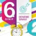 Ankara Yayınları Ocak 2020 6. Sınıf Denemesi