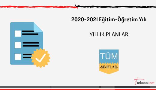2020 2021 Turkce Dersi Yillik Planlar Turkceci Net Turkce Testleri